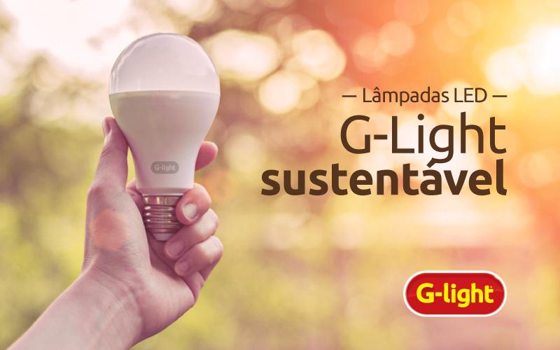Led a melhor solução em qualidade e economia da g light