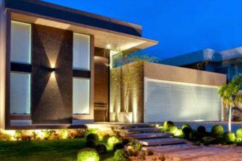 Iluminação Externa para condomínios