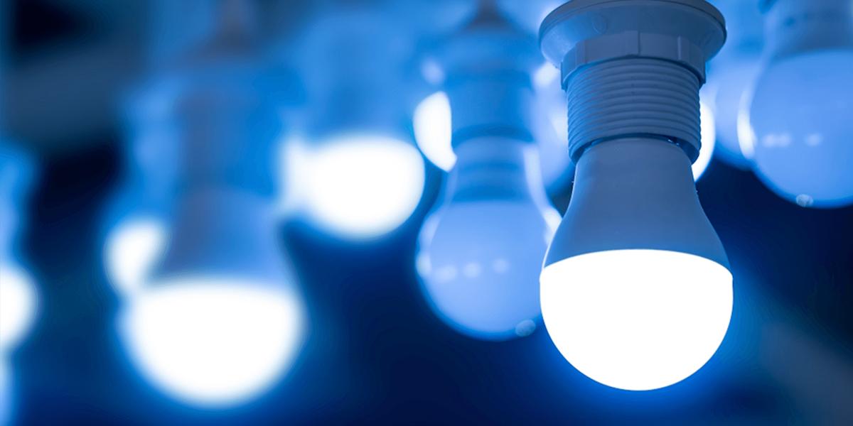 Certificação é obrigatória para lâmpadas de LED.