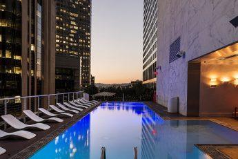 iluminação para hotéis