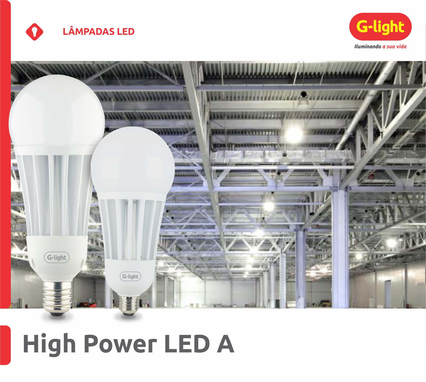 High Power LED A