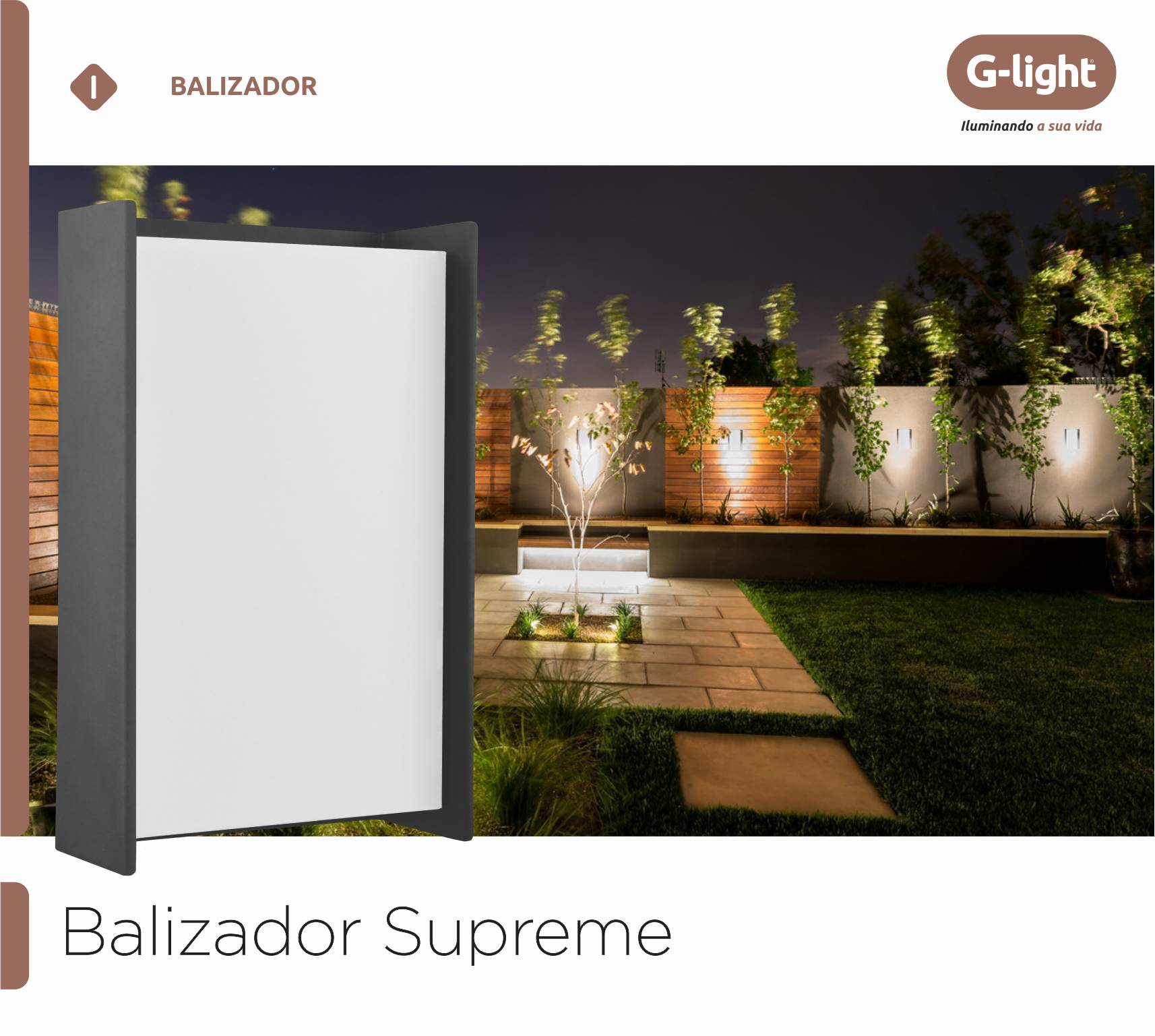 Balizador Supreme