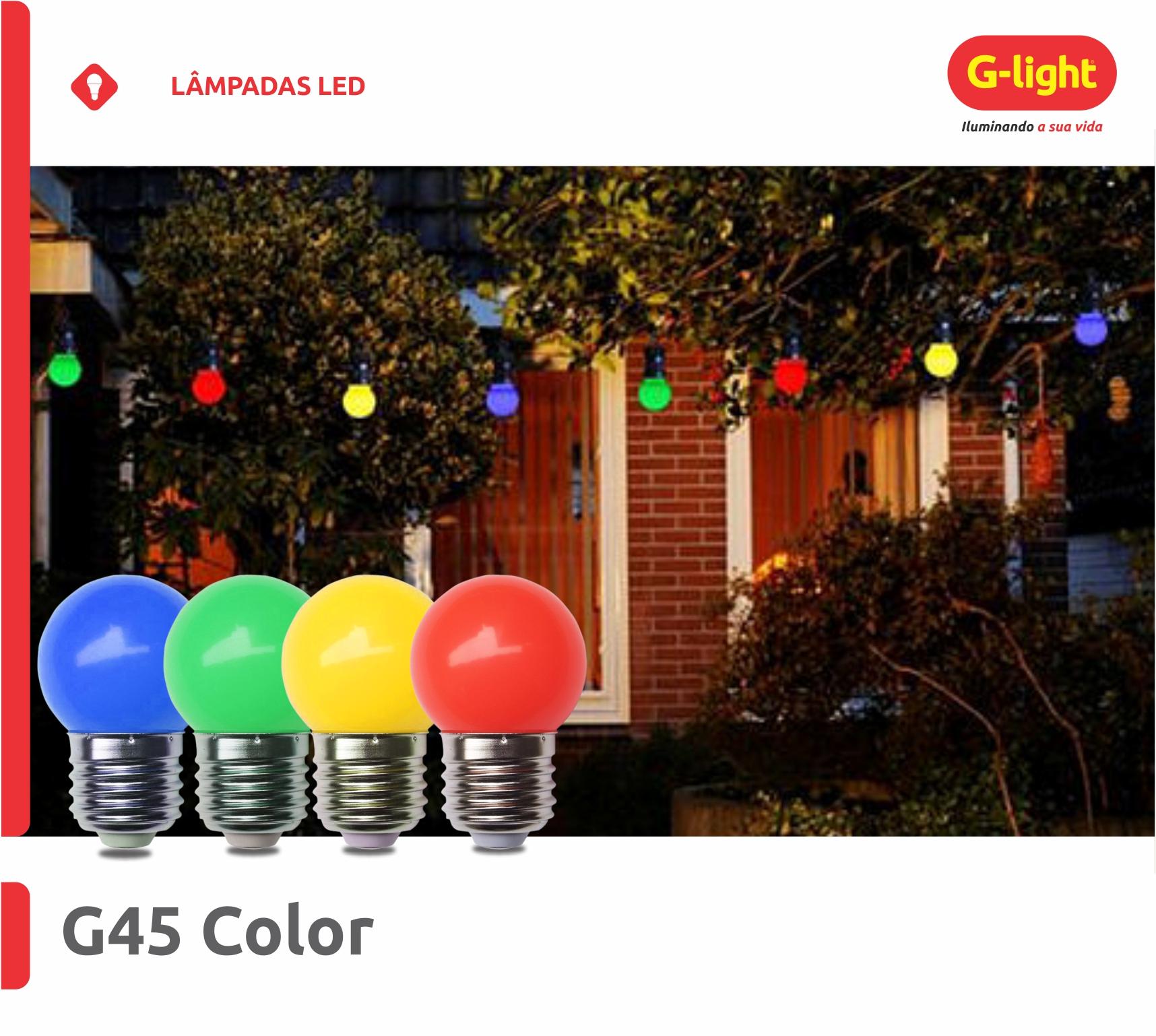 G45 Coloridas