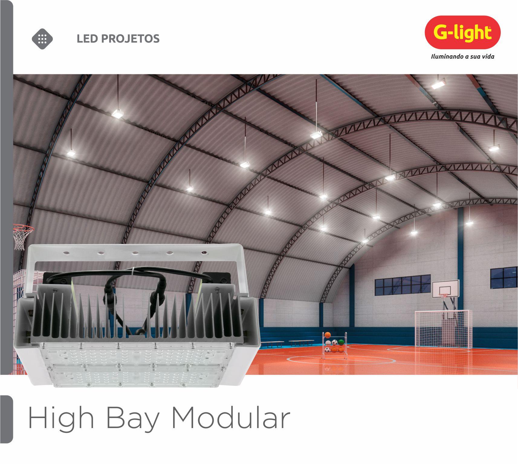 High Bay Modular