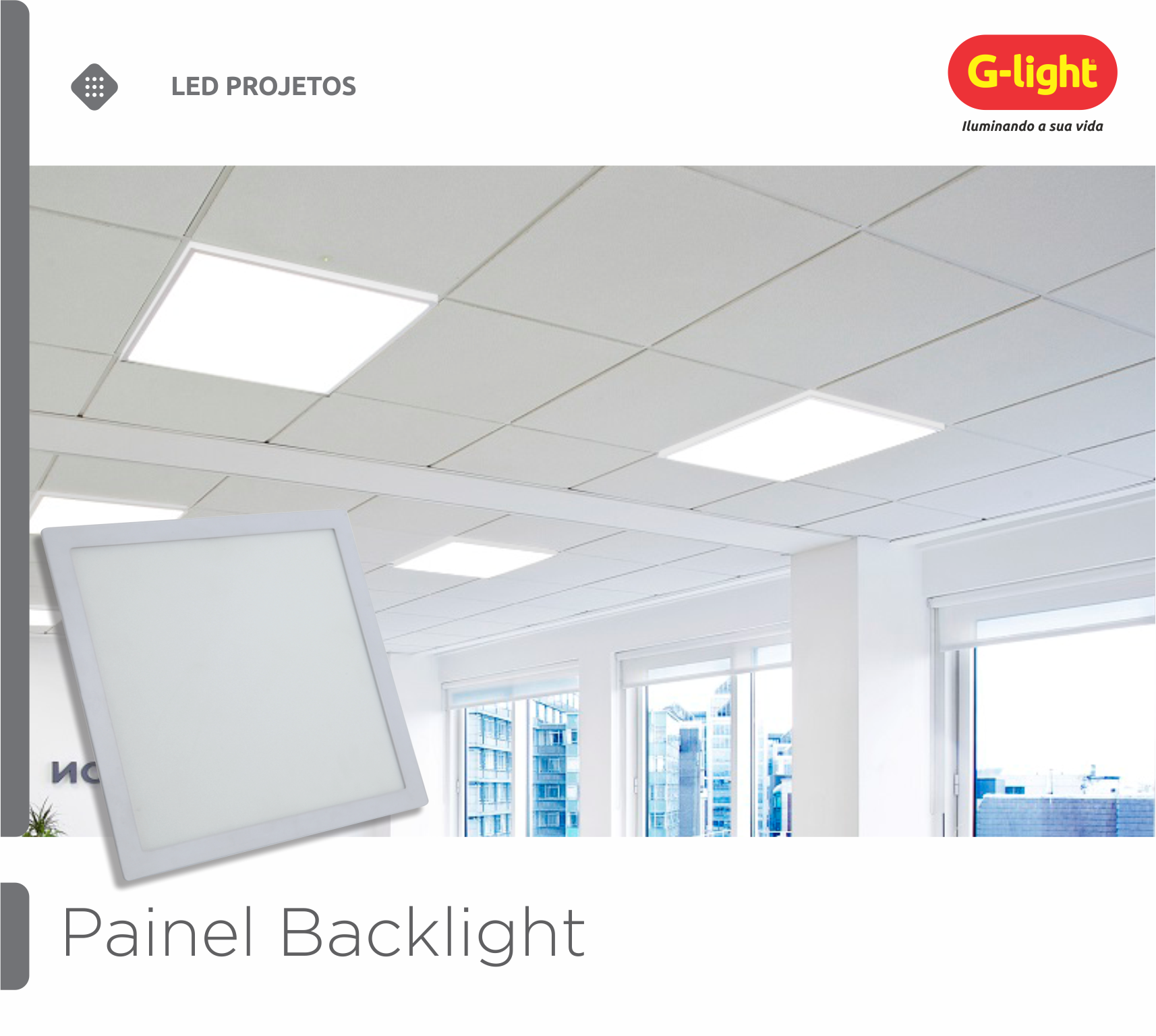 Painel Backlight