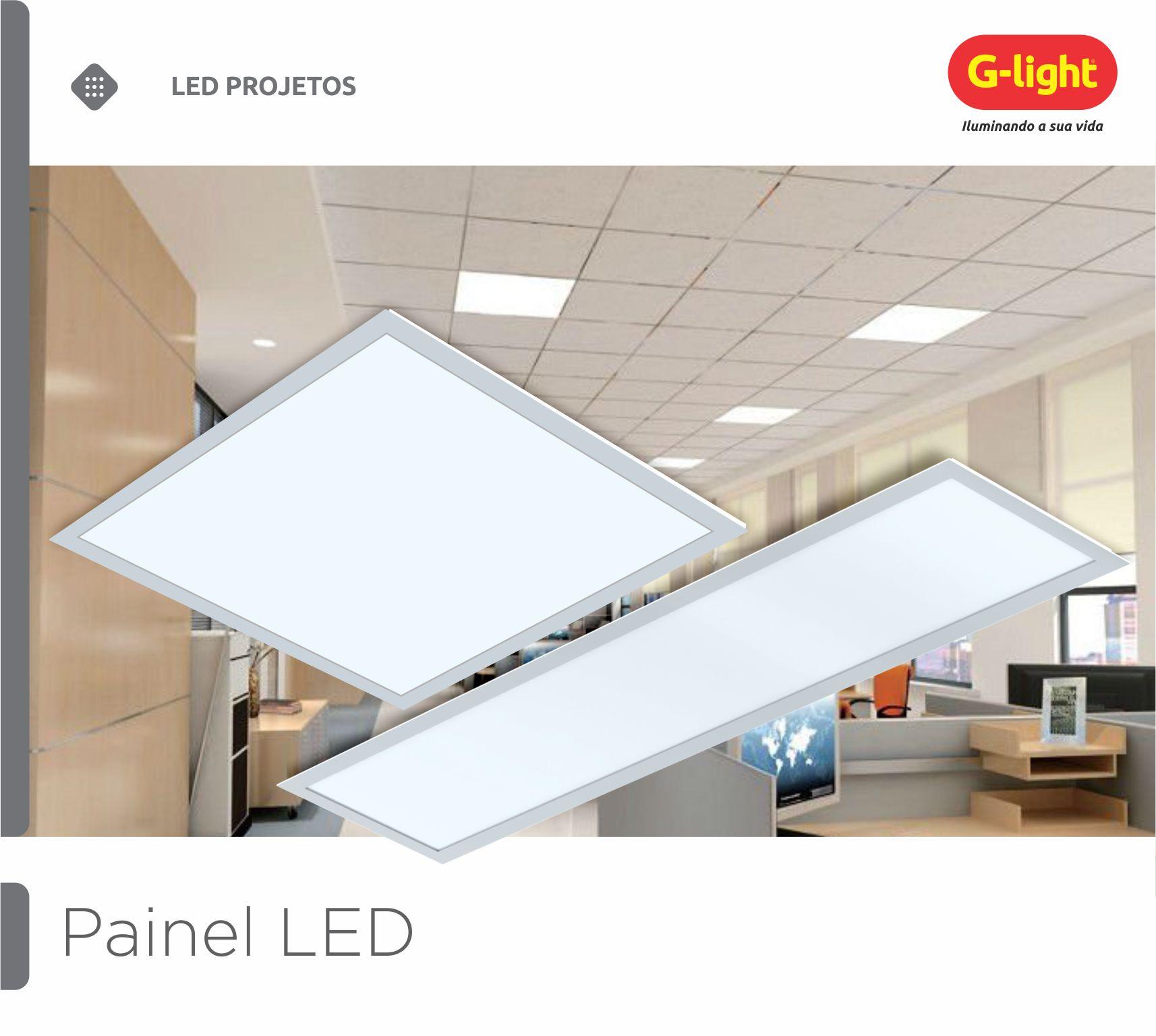 Painel SLIM LED