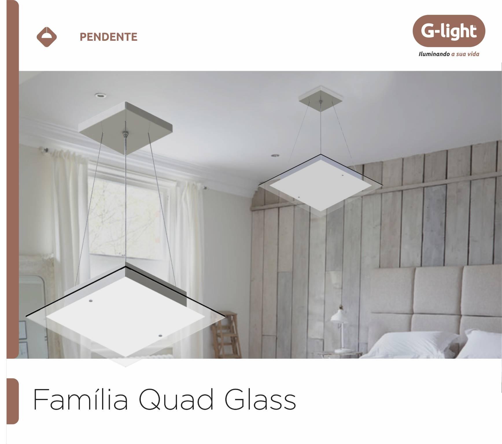 Família Quad Glass