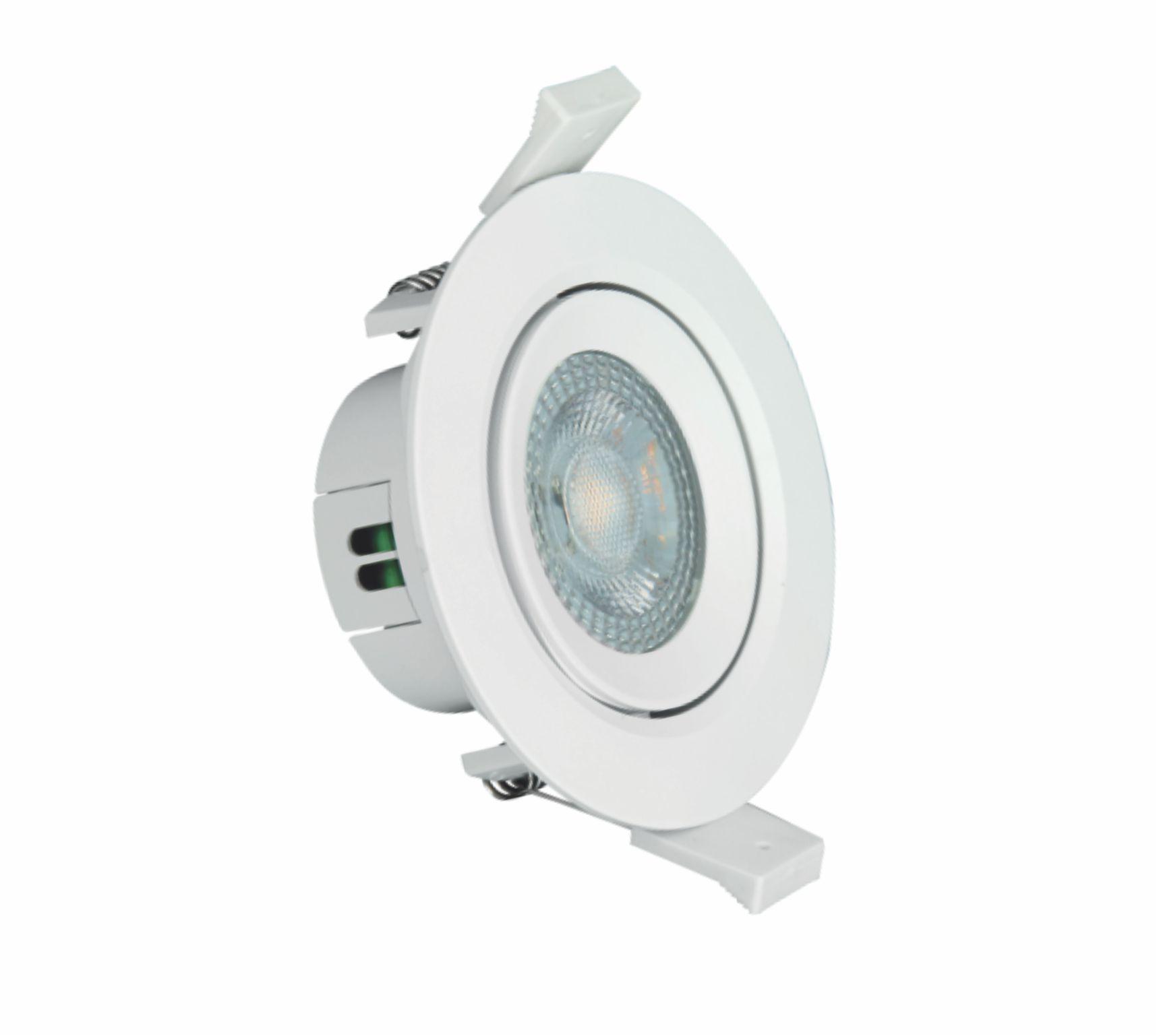 Spot LED Redondo PAR30 12W 3000K Branco AUTOVOLT
