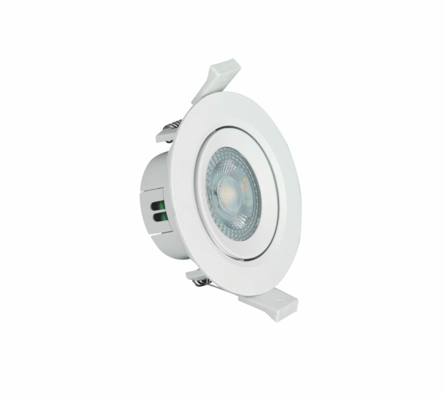 Spot LED Redondo PAR20 8W 3000K Branco AUTOVOLT