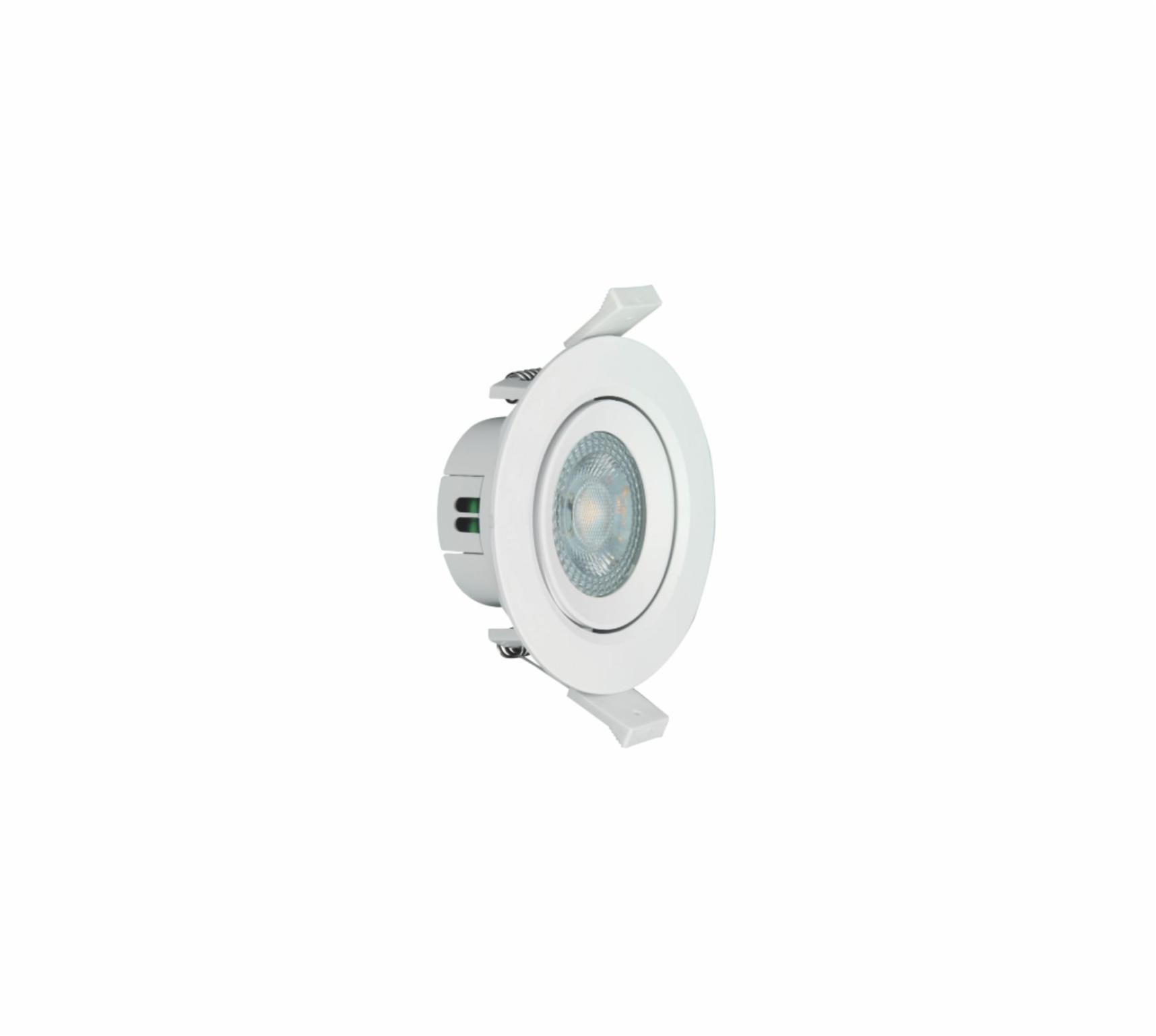 SPOT LED MR11 redondo branco 3,5W AUTOVOLT 6500K